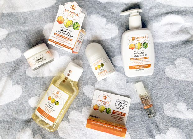 MĀNUKA LAB Triple Action Review   Skincare & Hygiene Products A Mum Reviews