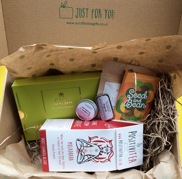 Out of the Box Gifts Review - The Ethical Gift Box Shop A Mum Reviews