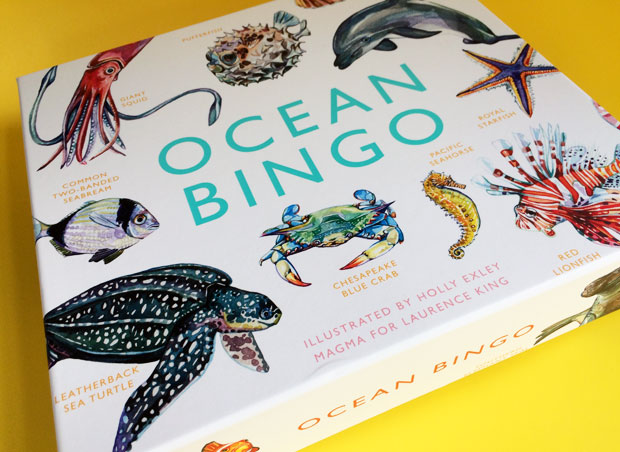 Beautiful Bingo Games for the Family by Laurence King Publishing A Mum Reviews