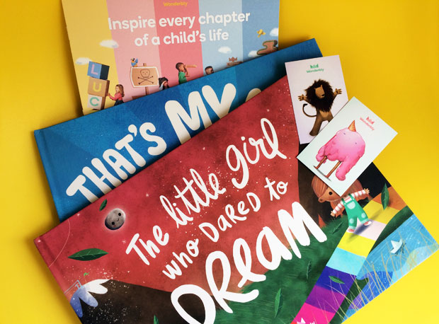 Wonderbly Personalised Children's Books Review