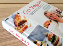 Go Vegan Cookbook Review - By Marlene Watson-Tara A Mum Reviews