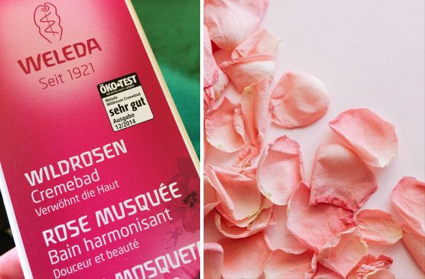 How to do a Weleda Harmonising Rose Facial at Home A Mum Reviews