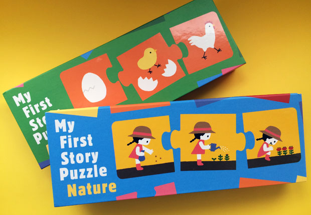 Laurence King Publishing My First Story Puzzles Review A Mum Reviews