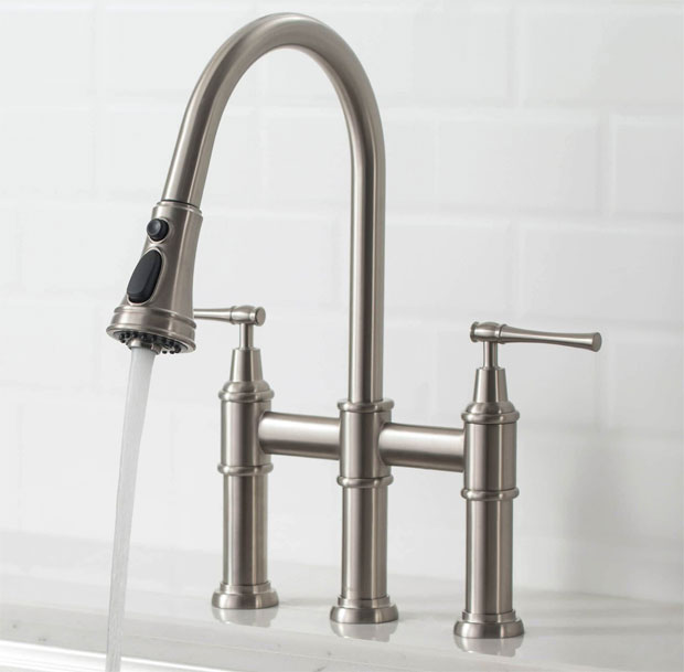 Tips on Selecting the Right Type of Kitchen Sink Faucet A Mum Reviews