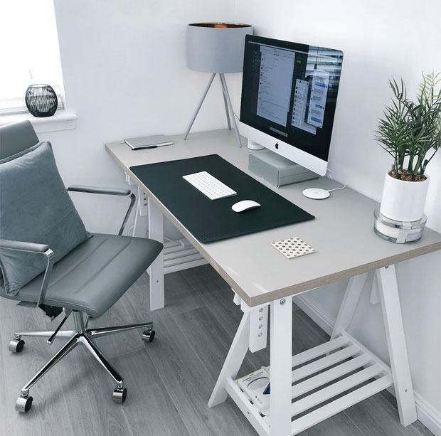 How to Set Up a Home Office for Productive Working from Home A Mum Reviews