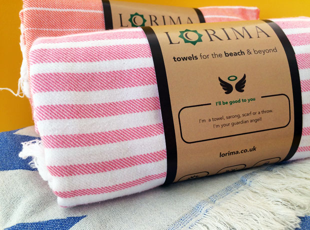 Lorima Turkish Hammam Towels Review | For Home & Travel A Mum Reviews