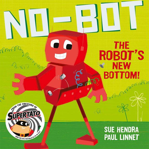 No-Bot: The Robot's New Bottom A Mum Reviews