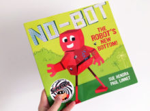 No-Bot: The Robot's New Bottom A Mum Reviews