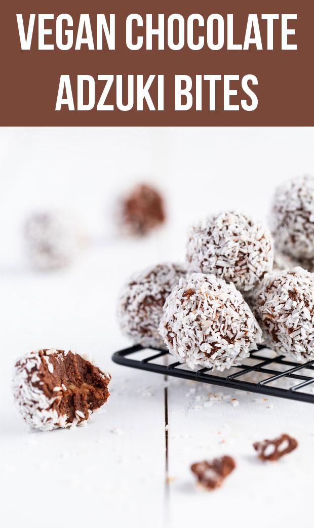 Vegan Chocolate Adzuki Bites Recipe A Mum Reviews