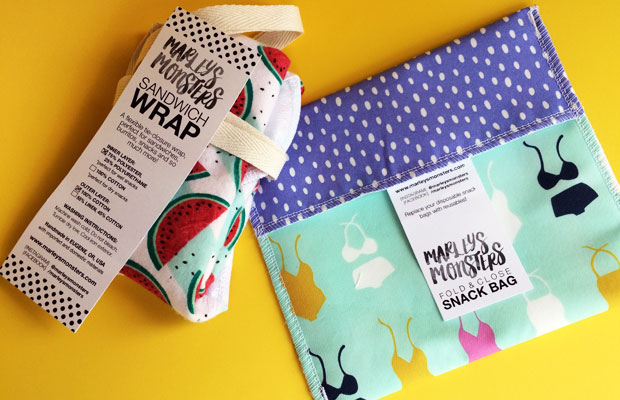 Zero Waste Packed Lunch Options - Boxes, Wraps, Containers... A Mum Reviews