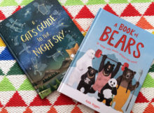 Book Reviews: A Cat's Guide to the Night Sky & A Book of Bears A Mum Reviews