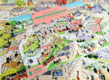 The Story of Impressionism 1000-piece Jigsaw Puzzle from LKP A Mum Reviews