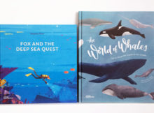 Under the Sea: The World of Whales & Fox and the Deep Sea Quest A Mum Reviews