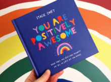 You Are Positively Awesome by Stacie Swift Review A Mum Reviews