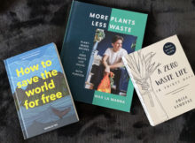 Zero Waste Books That I've Enjoyed - Books on Reducing Your Waste A Mum Reviews