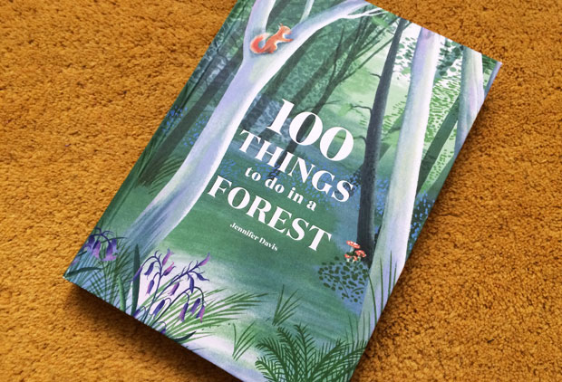 100 Things to do in a Forest A Mum Reviews
