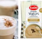 EasiYo Cappuccino Flavour Yogurt Review A Mum Reviews