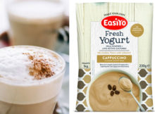 EasiYo Cappuccino Flavour Yogurt Review A Mum Reviews