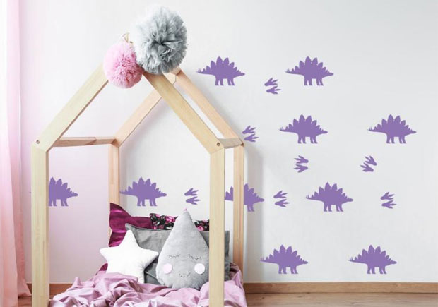 How To Create A Dinosaur Themed Bedroom A Mum Reviews