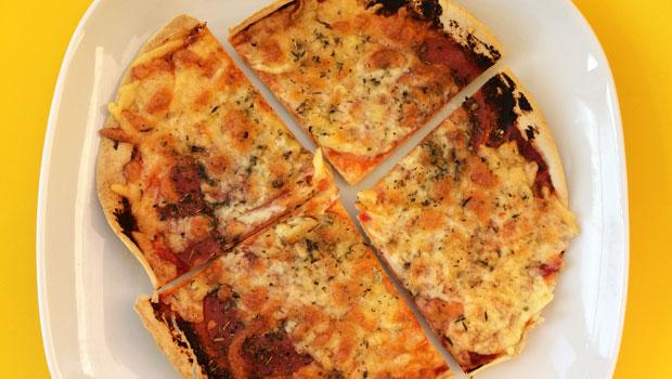 Super Quick Lo-Dough Pizza A Mum Reviews