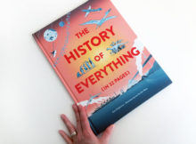 The History of Everything in 32 Pages A Mum Reviews