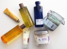 ARRAN Sense of Scotland Bath & Skincare Products Review A Mum Reviews