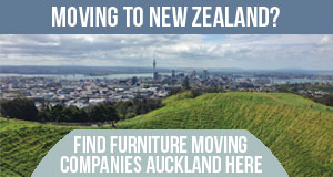 Have an idea of moving to New Zealand? Find furniture moving companies Auckland here.