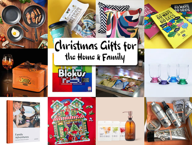 Gift Ideas for the Home & the Family | a Christmas Gift Guide