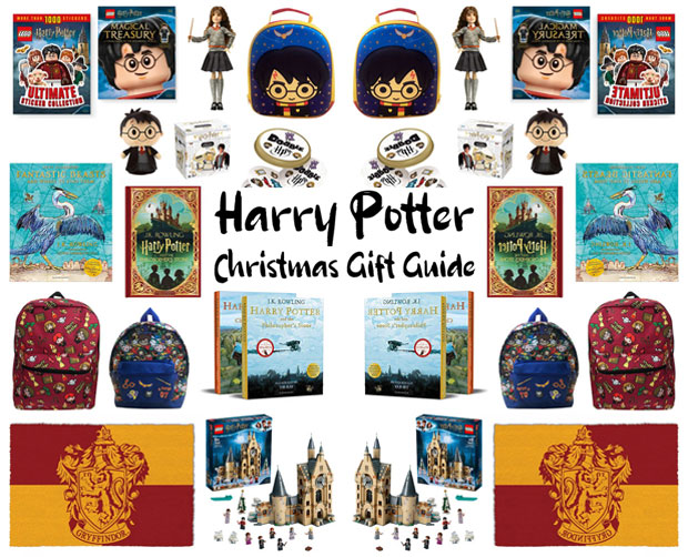 Christmas Gifts for Harry Potter Fans - 2020 Harry Potter Gift Guide
