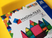 Magna-Tiles Review - Make, Create and Learn with Magna-Tiles