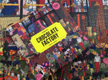 Inside the Chocolate Factory 1000-piece Jigsaw Puzzle from LKP