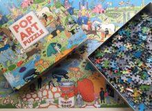 Pop Art Puzzle