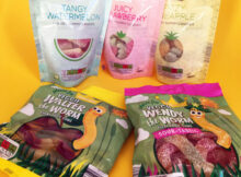 Vegan Sweets from Aldi 2021 - Veganuary Gelatine-free Sweets