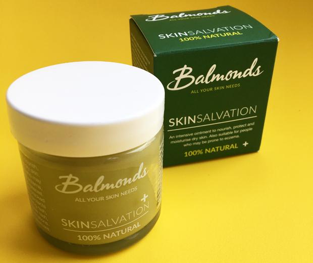 Balmonds Skin Salvation Review + 20% Off Discount Code