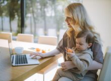 How To Master Working Remotely While Caring For A Toddler