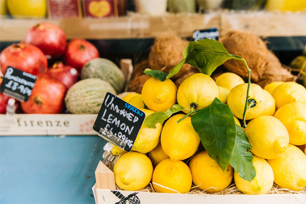 Supermarket Fruit