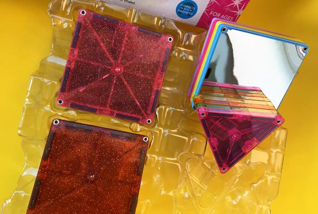 Magna-tiles Stardust Set Review