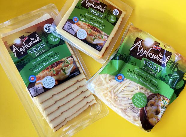 Vegan Applewood Cheese - Vegan Cheese That Melts Well