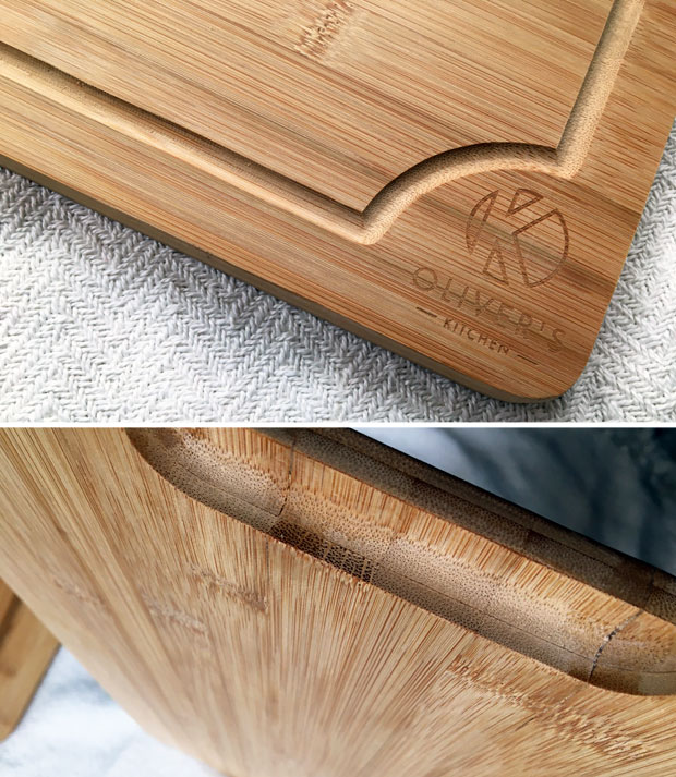 Bamboo Chopping Boards