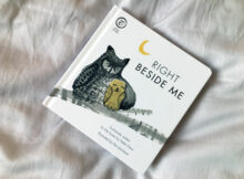 Etta Loves Right Beside Me Story Book Review