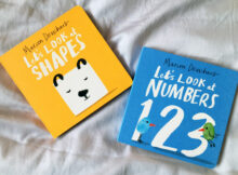 Let's Look at Numbers & Let's Look at Shapes by Marion Deuchars A Mum Reviews