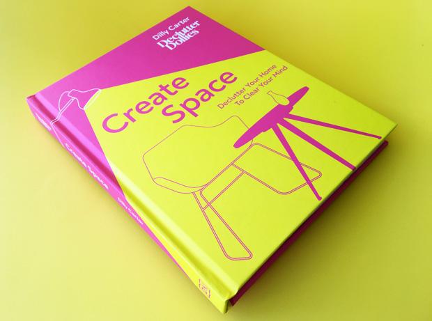 Create Space Book