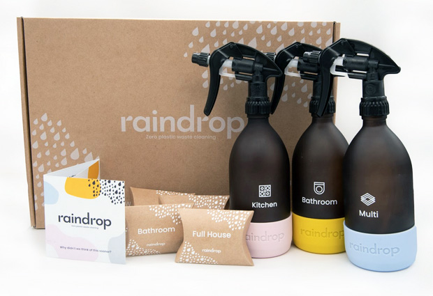 Raindrop Plastic Free Cleaning Products Review