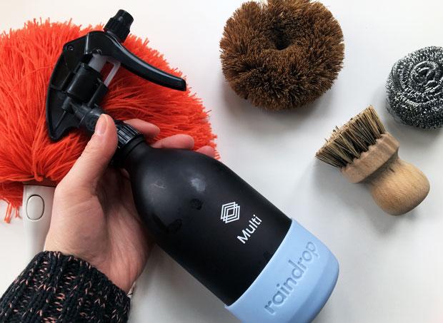 Raindrop Multi Cleaning Spray