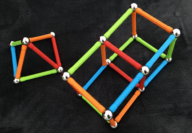 Geomag Builds