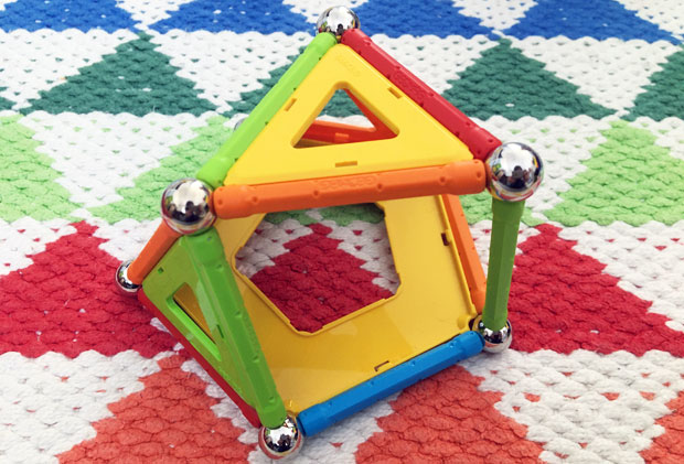 Geomag Supercolor Panels Made from Recycled Plastic Review