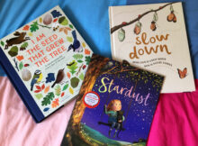3 Extraordinarily Beautiful Children's Books from Luna & Cash