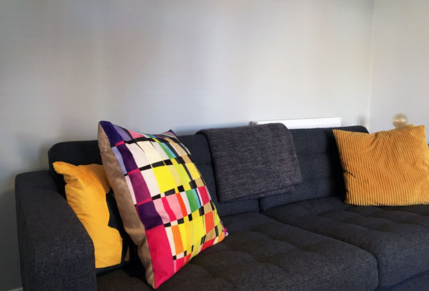 Lick Paint Review + A Lick Living Room Makeover