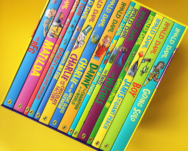 Roald Dahl Collection Review - From Books2Door