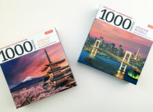 Japan Themed 1000-piece Jigsaws from Tuttle Publishing (Part 1)